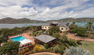 Villa Antigua English Harbour