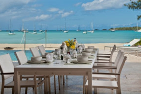 Villa Antigua –  Jolly Harbour - ID#031