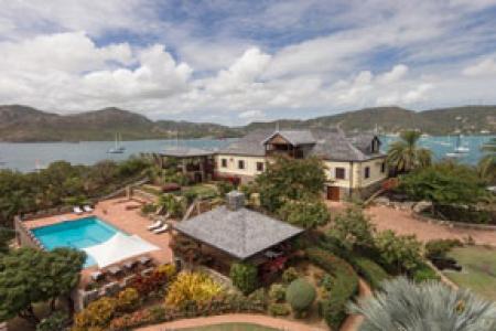 Villa Antigua  – English Harbour - ID. #036