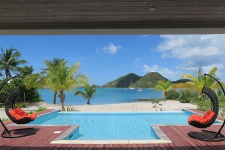 Villa Antigua  – Jolly Harbour - ID. #049